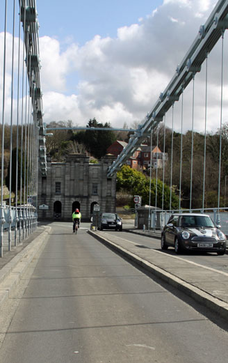 Menai Bridge North Wales