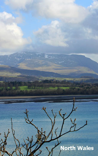 North Wales and Snowdonia