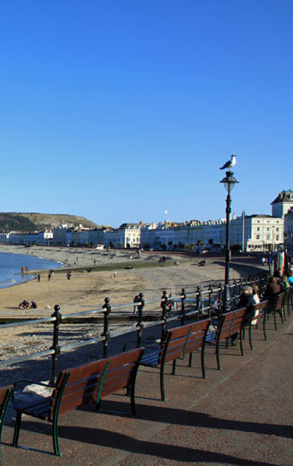 North Wales - seaside resort